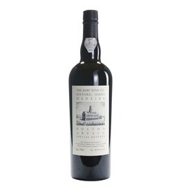 Dessert Wine The Rare Wine Company Historic Series Madeira Boston Bual Special Reserve 750ml