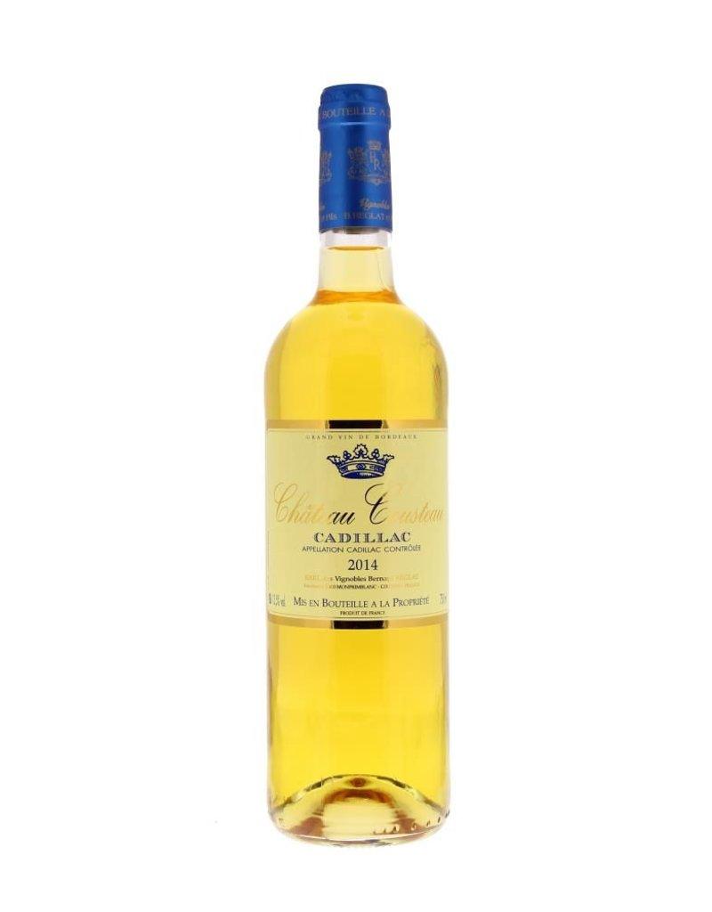 Dessert Wine Chateau Cousteau Cadillac 2016 750ml