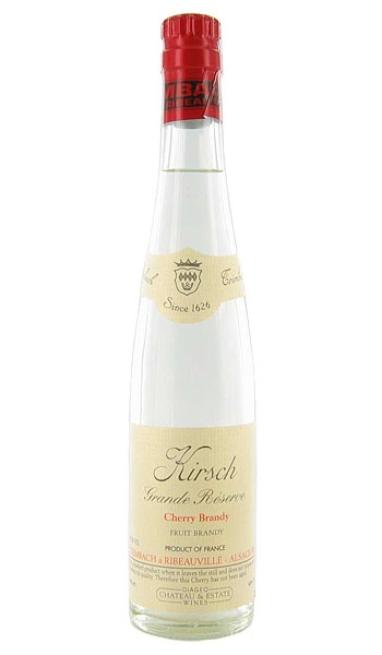 Brandy Trimbach Kirsch Grande Reserve Cherry Brandy 375ml