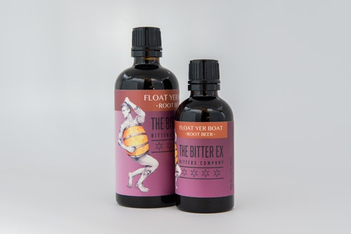 "Bitter The Bitter Ex ""Float Yer Boat"" Rootbeer Bitters 50ml"