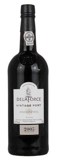 Dessert Wine Delaforce 2003 Vintage Port 750ml