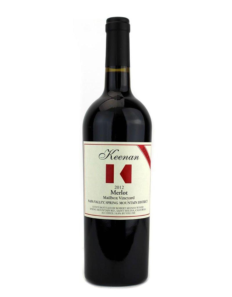 "Keenan Merlot Reserve ""Mailbox Vineyard 35th Anniversary Bottle 2011 1.5L Magnum"