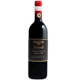 Italian Wine Nittardi Chianti Classico Reserva 2010 750ml