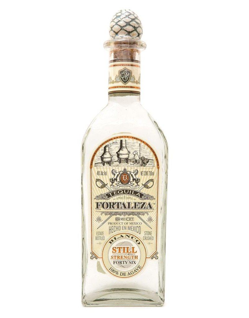 Tequila/Mezcal Fortaleza Still Strength Mezcal Blanco 750ml