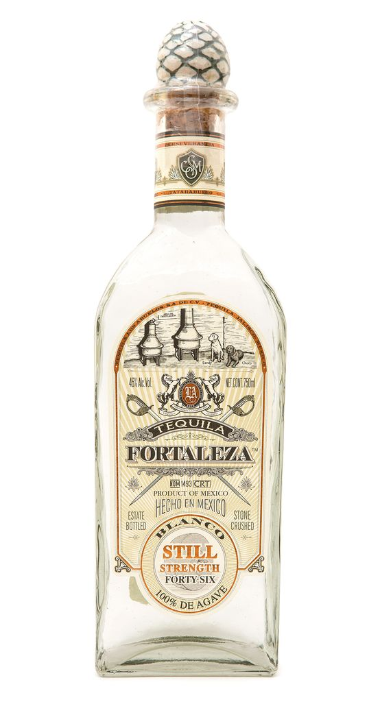 Tequila/Mezcal Fortaleza Still Strength Mezcal Blanco 750ml