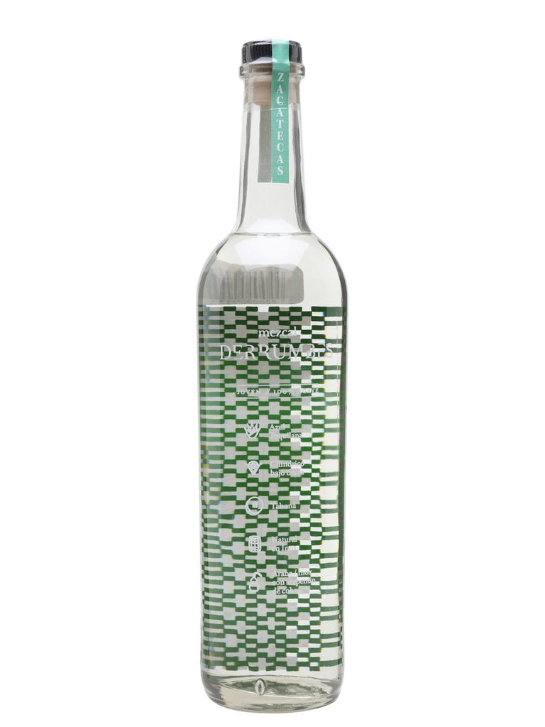 Tequila/Mezcal Derrumbes Zacatecas Mezcal (Green Label) 750ml