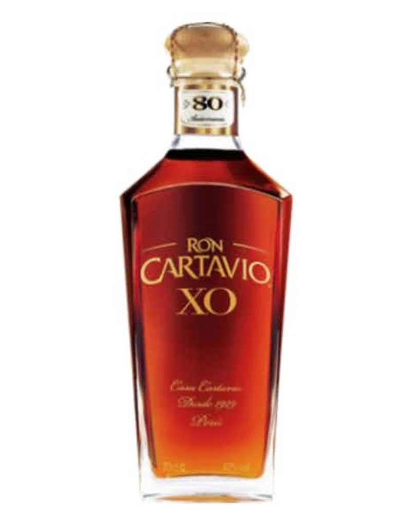 Ron Cartavio Rum XO 750ml