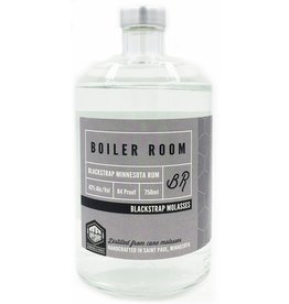 Rum 11 Wells Boiler Room Blackstrap Minnesota Rum 750ml