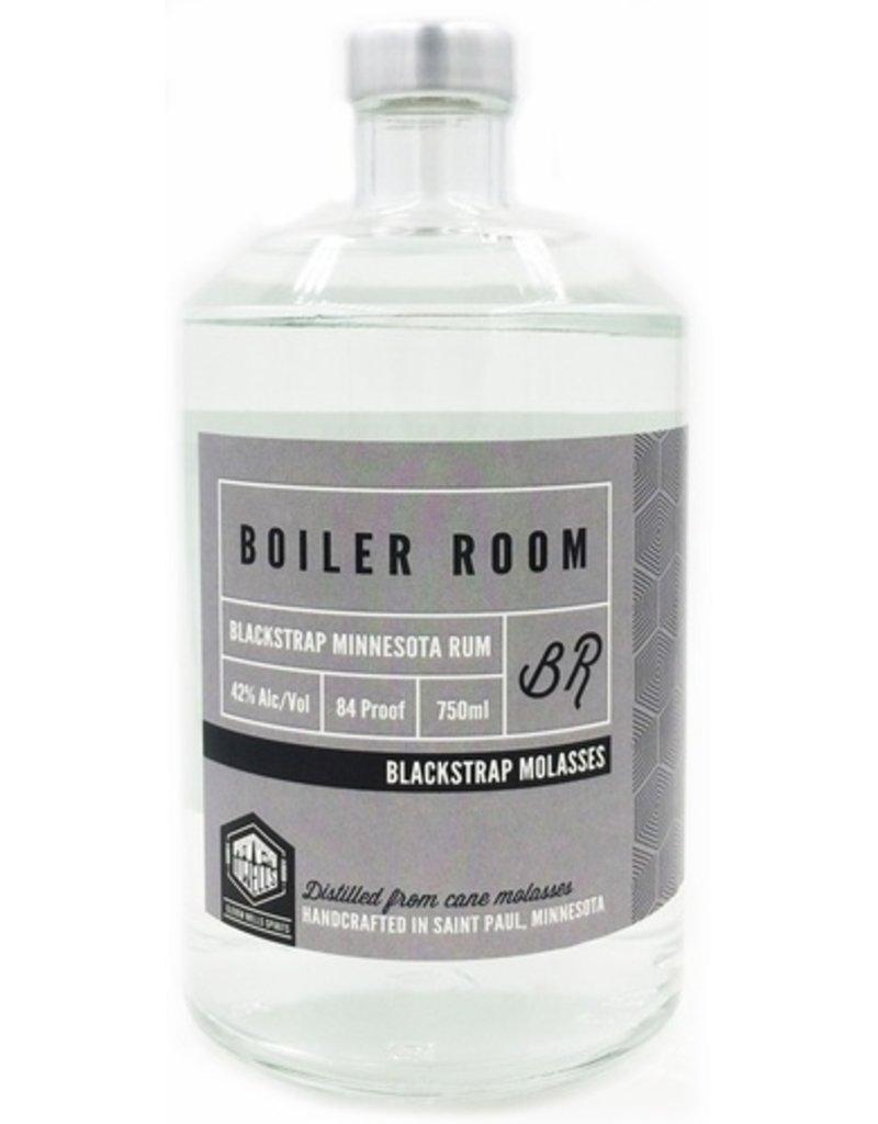 Rum 11 Wells Boiler Room Blackstrap Minnesota Rum 750ml
