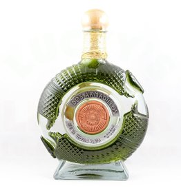 Tequila/Mezcal Dos Armadillos Tequila Plata 750ml