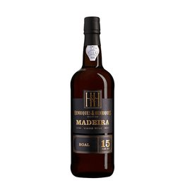 Dessert Wine Henrique & Henrique 15 Year Bual Madeira 750ml