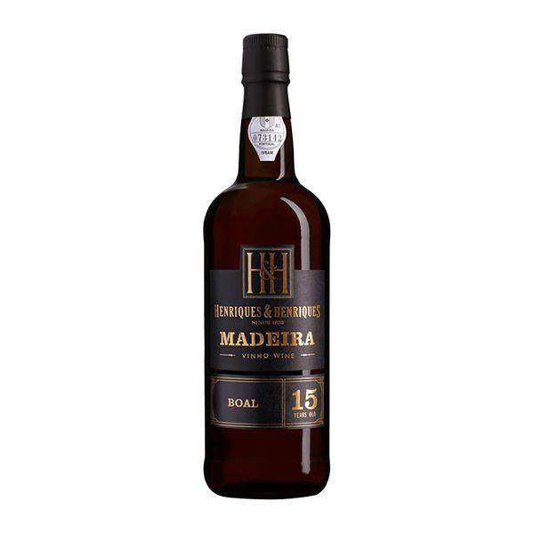 Dessert Wine Henrique & Henrique 15 Year Bual Madeira 750ml