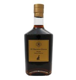 Brandy El Maestro Sierra Brandy Solera Reserva 750ml