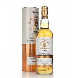 Scotch Signatory Vintage Strathisla 2007 9 year Single Malt Scotch Whisky Cask No. 800038 58.5% 750ml