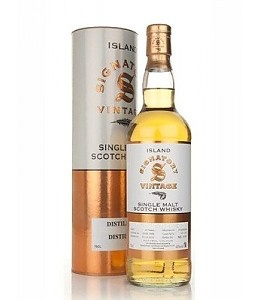 Scotch Signatory Vintage Strathisla 2007 9 year Single Malt Scotch Whisky Cask No. 800038 58.5% 750ml