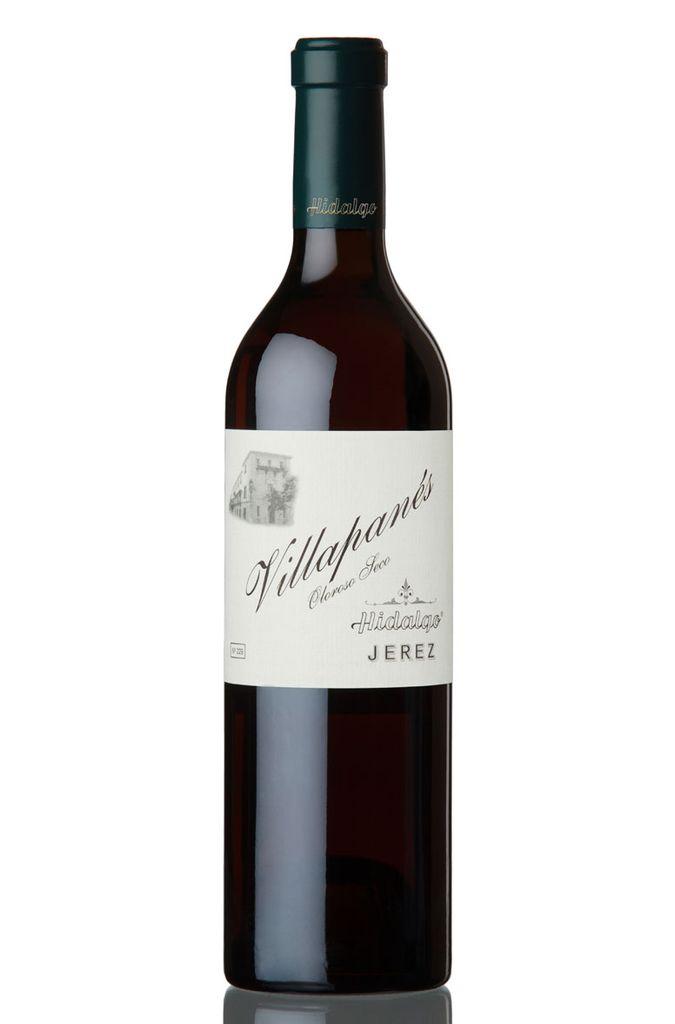 "Sherry Emilio Hidalgo ""Villapanés"" Oloroso Sherry 750ml"