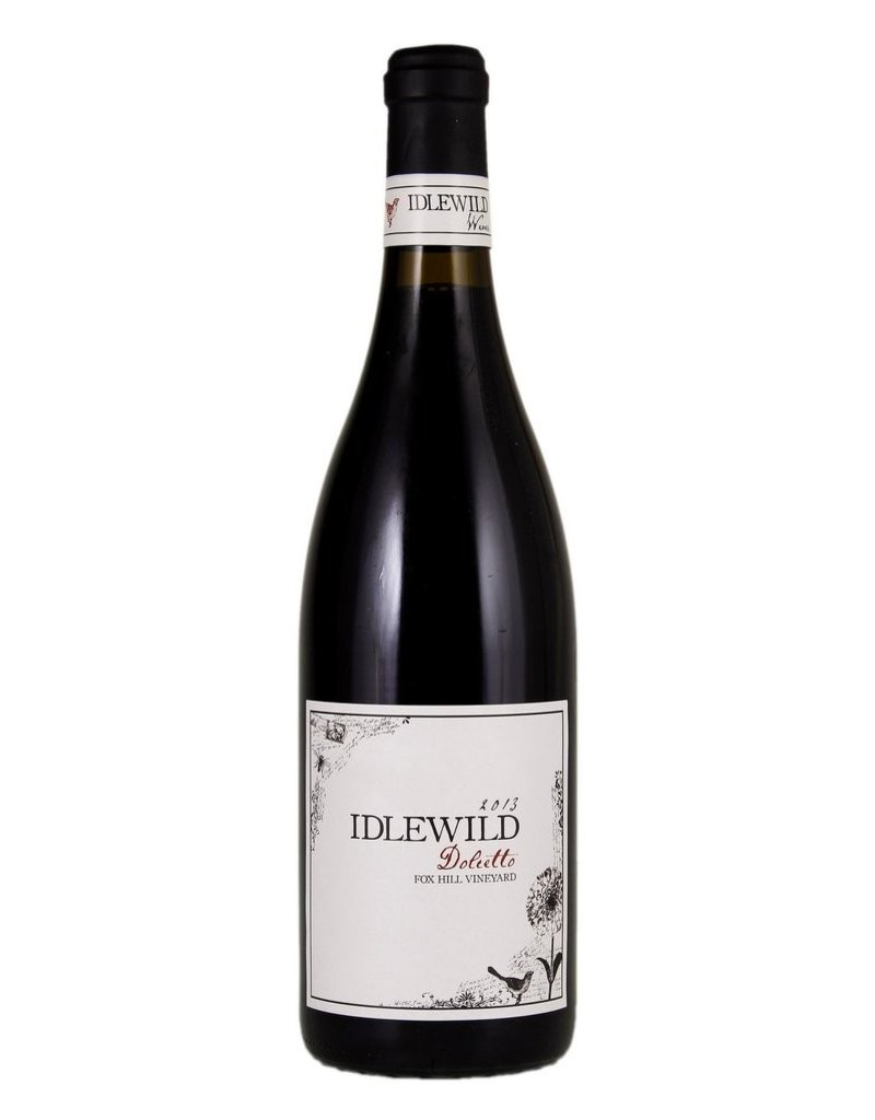 Idlewild Dolcetto Fox Hill Vineyard 2015 750ml
