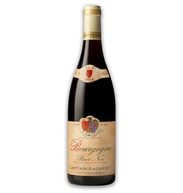 French Wine Capitain-Gagnerot Bourgogne Rouge 2017 750ml