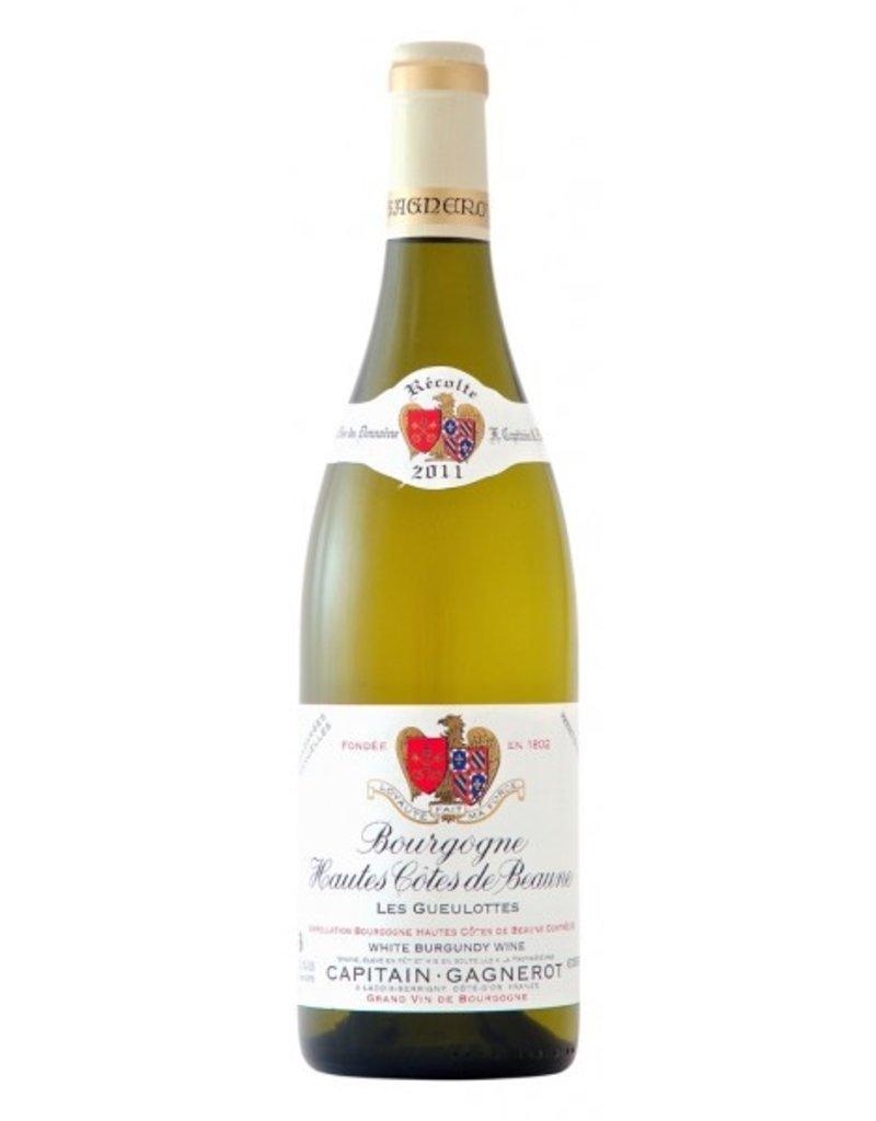 "French Wine Capitain-Gagnerot Hautes-Cotes de Beaune Blanc ""Les Gueulottes"" 2017 750ml"