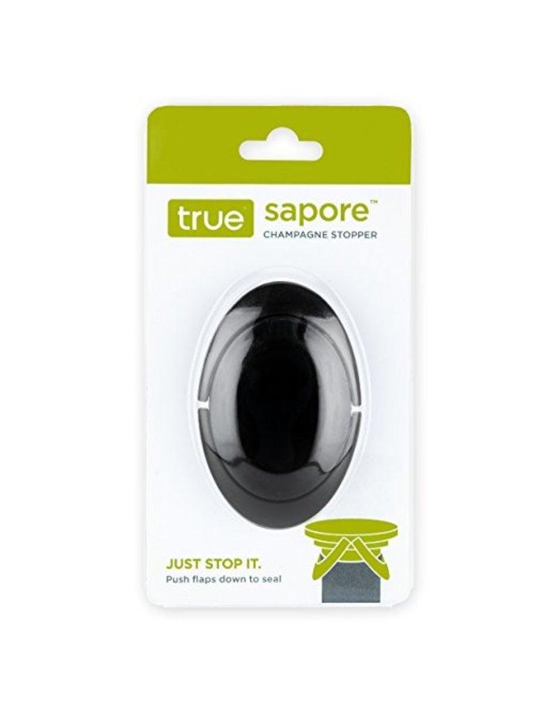 True Sapore Champagne Stopper