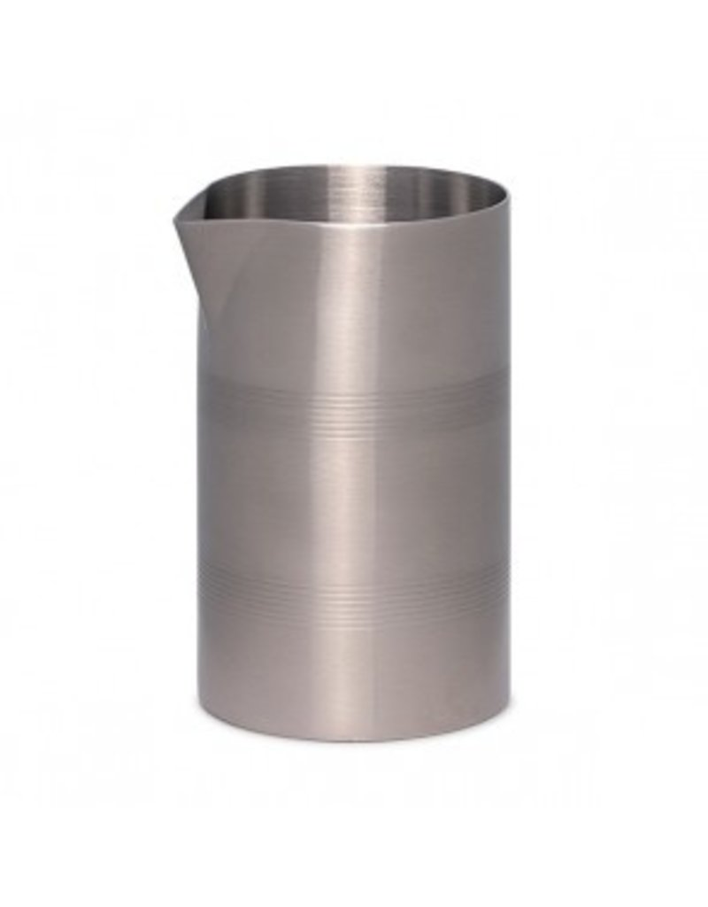 Cocktail Kingdom Banded Stainless Steel Mixtin
