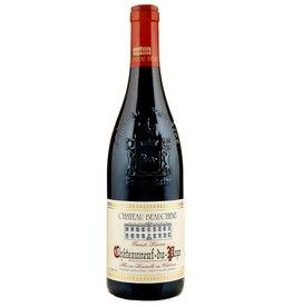 French Wine Chateau Beauchene Chateauneuf -du-Pape Rouge 2014 750ml