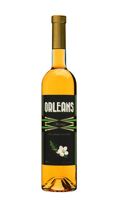 "Liqueur Eden Specialty Cider ""Orleans"" Herbal Aperitif 750ml"