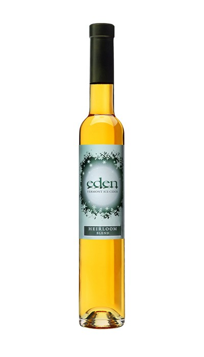 """Dessert Wine Eden """"Heirloom Blend"""" Ice Cider 375ml"""