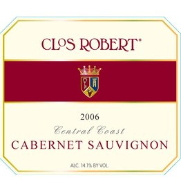 American Wine Clos Robert Cabernet Sauvignon 2014 750ml
