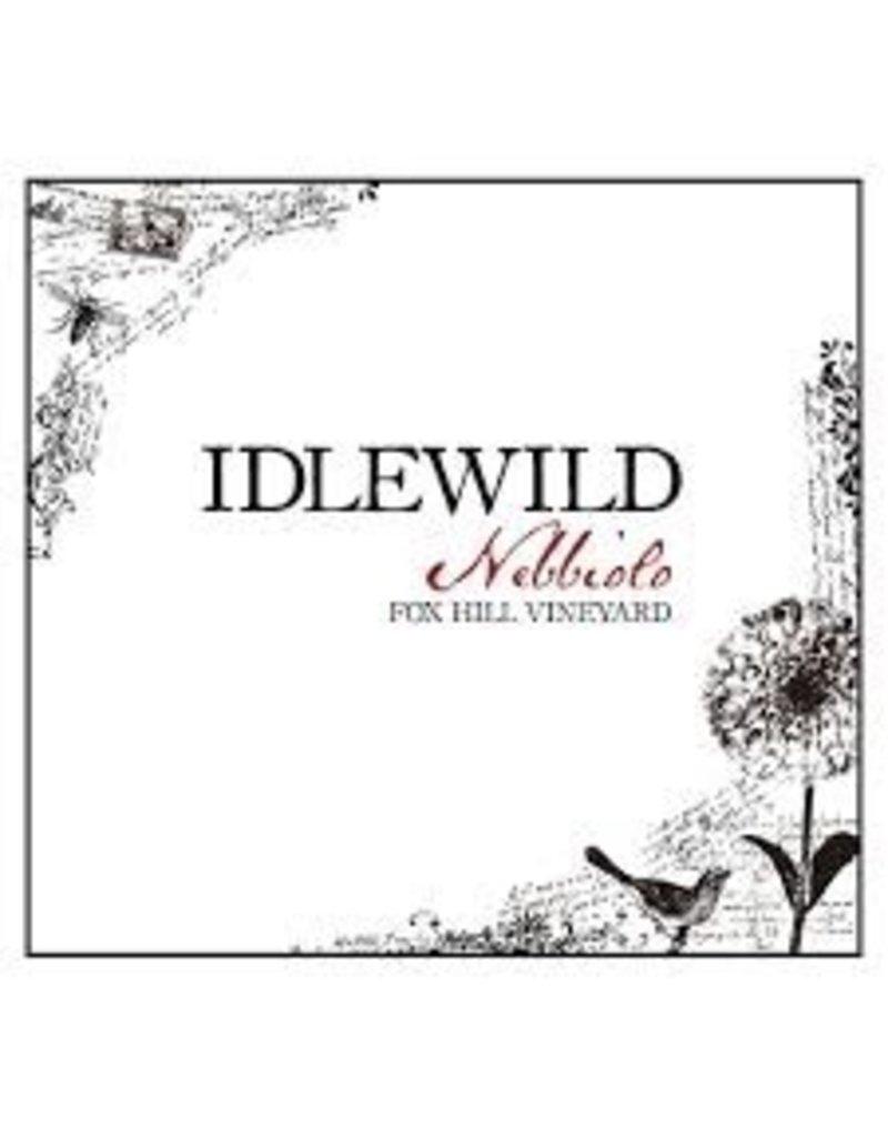 American Wine Idlewild Nebbiolo Fox Hill vineyard Mendocino 2014 750ml
