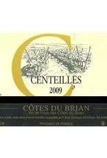 """French Wine Clos Centeilles """"C de Centeilles"""" Blanc Cotes du Brian IGP 2013 750ml"""