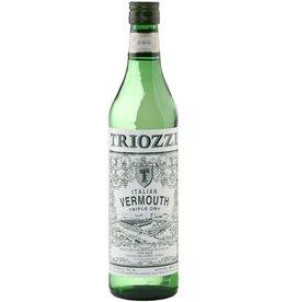 Vermouth Triozzi Italian Vermouth Triple Dry 750ml