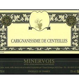 """French Wine Clos de Centeilles """"Carignanissime de Centeilles"""" Minervois 2014 750ml"""