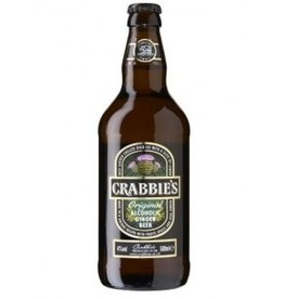 Cider Crabbie's Ginger Beer 500ml
