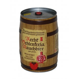 Beer Aecht Schlenkerla Rauchbier Five Liter Can