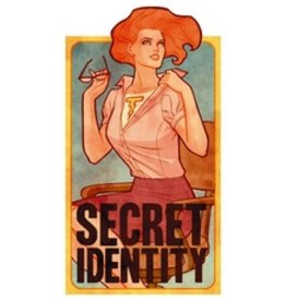 "American Wine Iconic Wines ""Secret Identity"" Rosé California 2016 750ml"