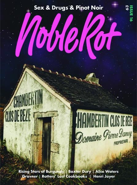 Periodicals Noble Rot Quarterly Magazine (Back issues available. Please inquire)