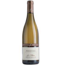 """French Wine Ferraton Pere et Fils Hermitage Blanc """"Les Miaux"""" 2015 750ml"""