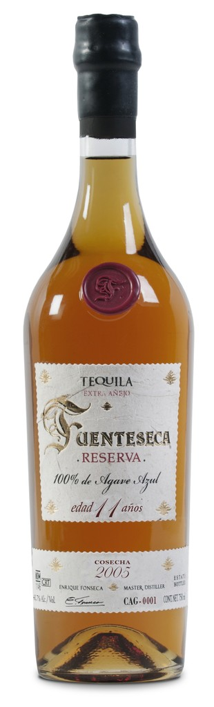 Tequila/Mezcal Fuenteseca Reserva 11 year Extra Anejo 750ml