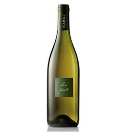 Eastern Euro Wine Kabaj Sivi Pinot (Orange Wine) 100% Pinot Gris Goriska Brda Slovenia 2013 750ml