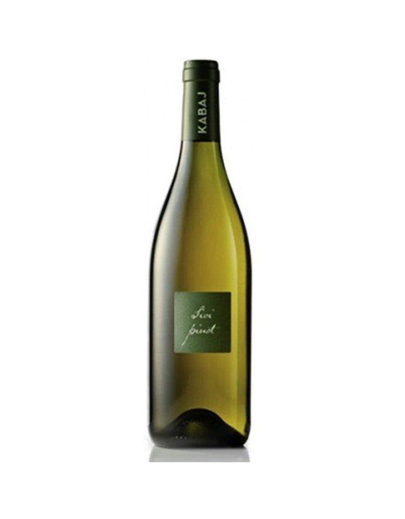 Kabaj Sivi Pinot (Orange Wine) 100% Pinot Gris Goriska Brda Slovenia 2013 750ml