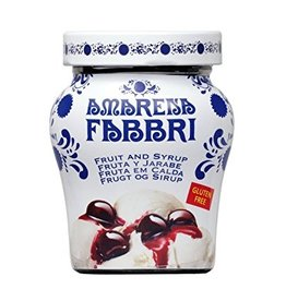 Miscellaneous Amarena Fabbri Wild Cherries in Syrup 230g