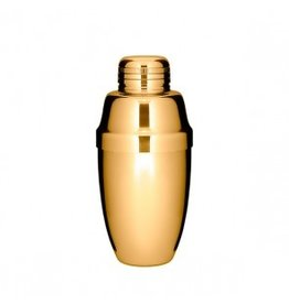 Usagi Extra Heavy Gold Plated Cobbler Shaker 500ml