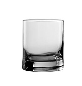 Miscellaneous Stolzle Rocks Double Tumbler Glass LARGE 11.25oz