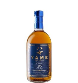 "Asian Whiskey Yame ""Eight Goddesess"" 10 Years Aged Japanese Whisky 750ml"