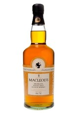 Scotch Macleod's Highland Single Malt Scotch Whisky 750ml