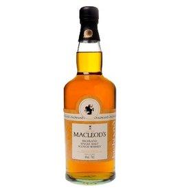 Scotch Macleod's Highland Single Malt Scotch Whisky 750ml
