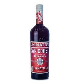"L.N. Mattei ""Cap Corse"" Vin Aperitif Quinquina Rouge 750ml"