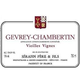 French Wine Serafin Gevrey-Chambertin 2004 750ml
