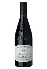 """French Wine Domaine Brusset Gigondas """"Les Hauts de Montmirail"""" 2003 750ml"""
